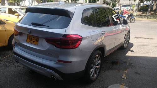 bmw x3 modelo 2019 impecable xdrive30i