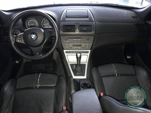 bmw x3 sport 3.0 v6 awd aut./2006