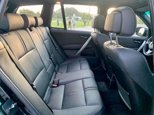 bmw x3 sport 4x4 24v gasolina 4p. automática. 2009/2010