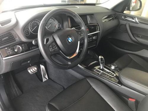bmw x3 x drive 20i 2.0 turbo 4c, pkg1556