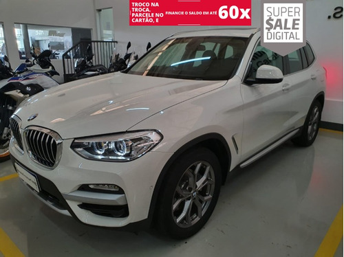 bmw x3 x3 2.0 16v gasolina x line xdrive20i steptronic