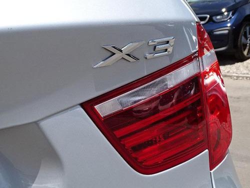 bmw x3 x3 sdrive 20i lci 2.0 aut