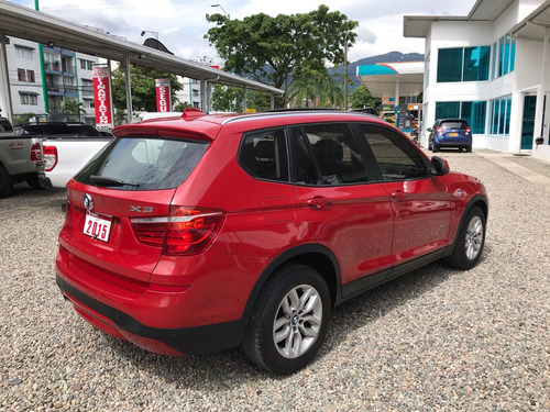 bmw x3 x3 xdrive20i 2015 automática gasolina 2015