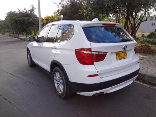 bmw x3 xdrive 20 d diesel