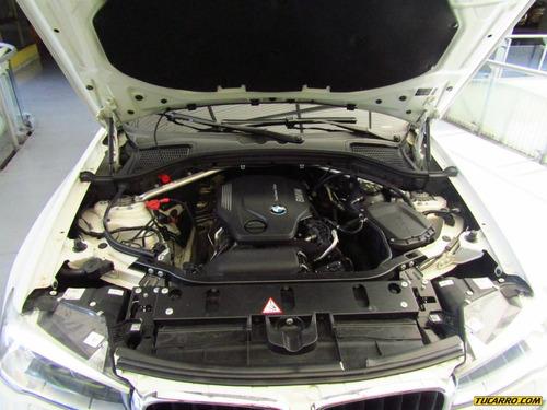 bmw x3 xdrive 2.0 diesel turbo 4x4