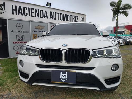bmw x3 xdrive 20d 2016 diesel - pereira