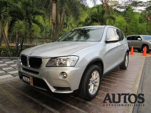 bmw x3 xdrive 20d at sec 4x4 cc 2000
