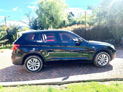 bmw x3 xdrive 20d twinpower turbo diésel - con 91.000 km