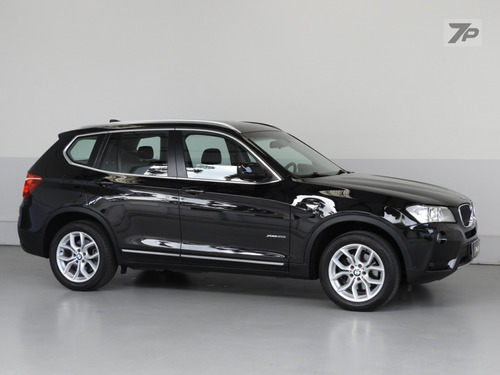 bmw x3 xdrive 20i 2.0 turbo 4p automático