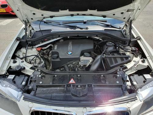 bmw x3 xdrive 20i 2014 automatica 2.0 awd 377