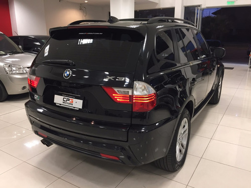 bmw x3 xdrive 25i limited edition (218cv)