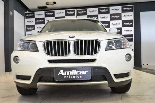 bmw x3 xdrive 28i 2.0 turbo 245cv aut. 2013
