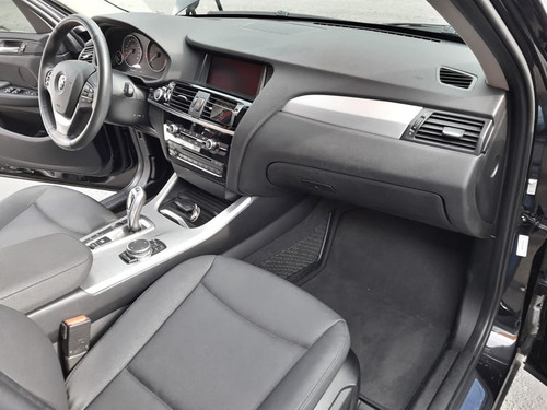 bmw x3 xdrive 28i 2.0 turbo 245cv aut. 2016