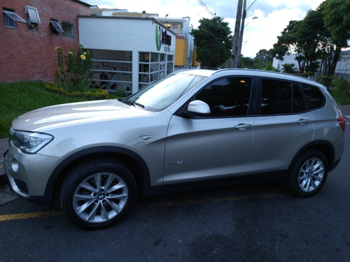 bmw x3 xdrive 2.8i, gasolin