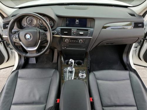 bmw x3 xdrive 28ia modelo 2014