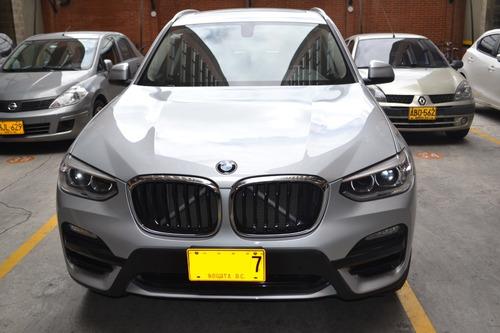 bmw x3 xdrive 30i modelo 2018
