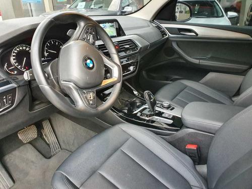 bmw x3 xdrive 30i modelo 2018 gris oscura automatica turbo