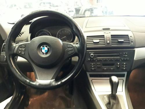 bmw x3 xdrive 30ia 2009 3.0l aut aa ee piel rines cd qc