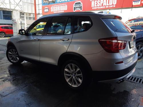 bmw x3 xdrive 35ia 3.0l 306 hp top line 2013 titanium silver