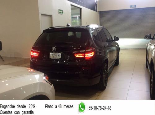 bmw x3 xdrive 35ia m sport aut