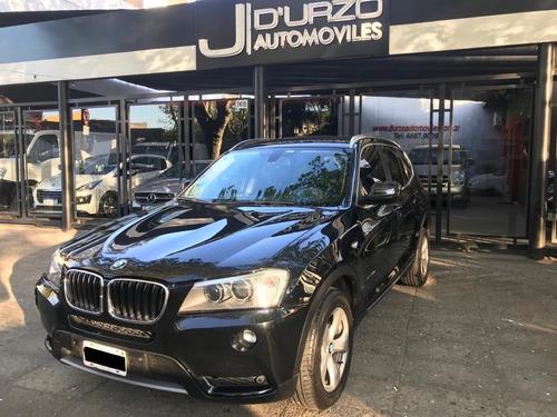 bmw x3 xdrive executive 2.0 2013 durzo automoviles