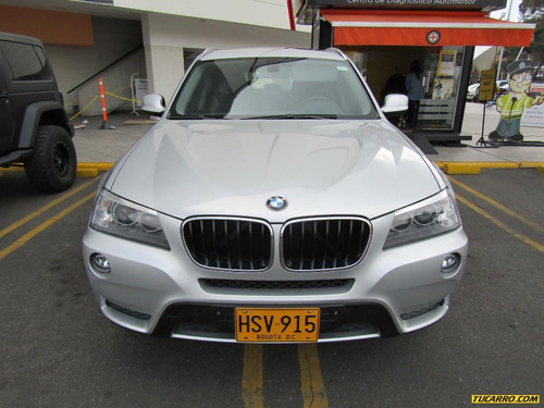 bmw x3 xdrive20i 2.0at