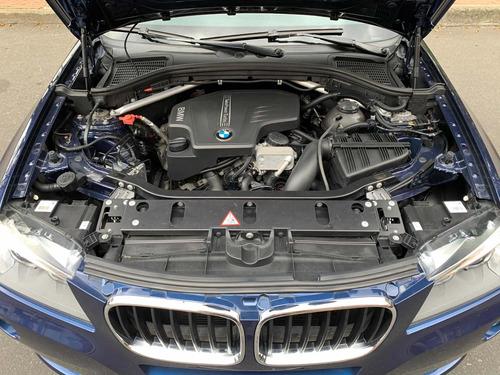 bmw x3 xdrive20i 4x4 2000cc turbo 2013