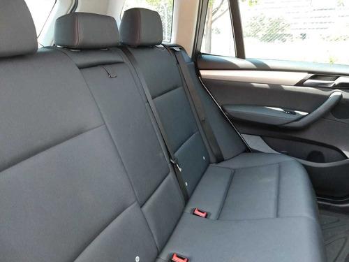 bmw x3 xdrive28i 2.0 turbo 4x4 automática