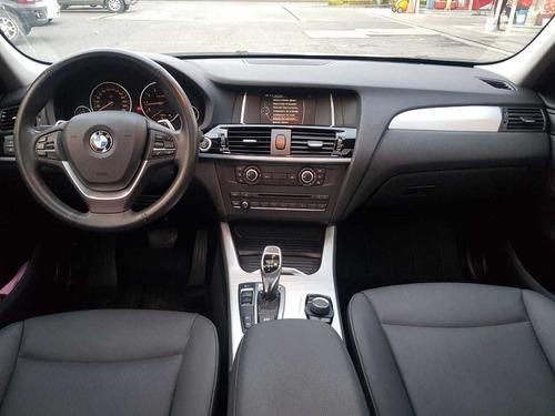 bmw  x3 xdrive28i automatica sec 2016 awd 2.0 461