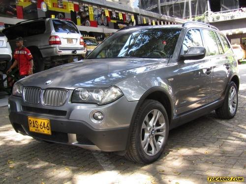 bmw x3 xdrive30i 3000 cc at