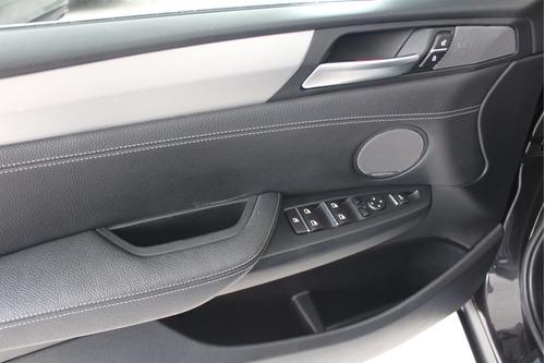 bmw x4 2.0 28i x line 4x4 16v turbo gasolina 4p automático