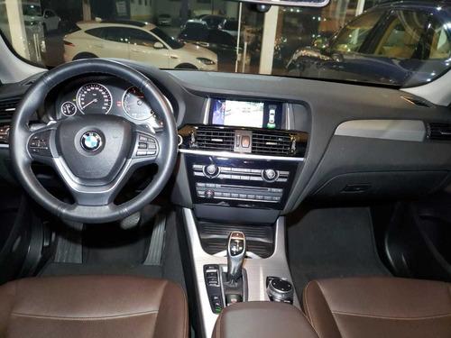 bmw x4 2.0 28i xline 4x4 turbo gasolina automatico blindado