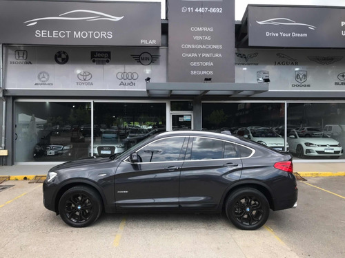 bmw x4 2.0 xdrive 28i xline 245cv 2016 super full