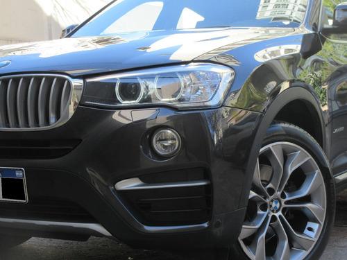 bmw x4 2.8i xdrive equpo especial - carhaus