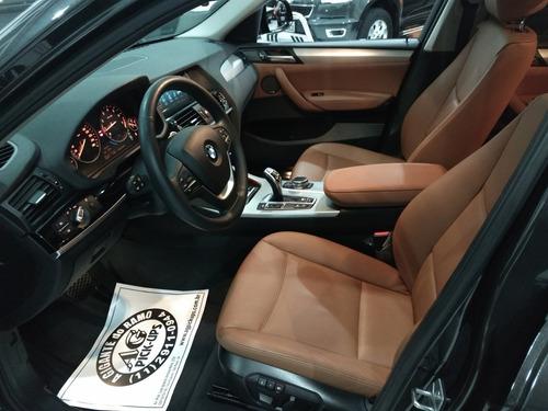 bmw x4 28i xline 2018 cinza 2.0 turbo top teto midia 33 km