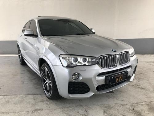 bmw x4 3.0 m sport 35i 4x4 24v turbo gasolina 4p