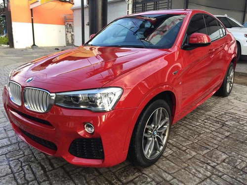 bmw x4 3.0 xdrive35i m sport at