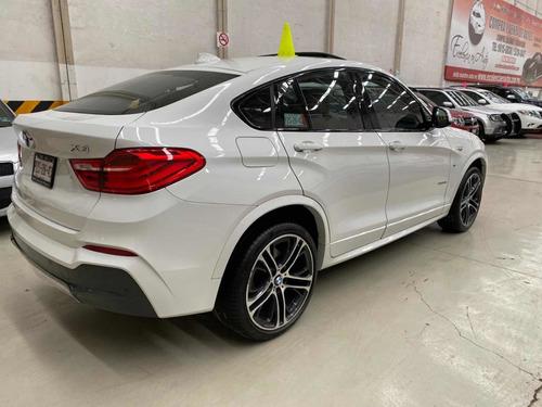 bmw x4 3.0 xdrive35i m sport aut ac 2018