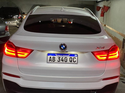bmw x4 35i drive pack m 306cv + adicionales