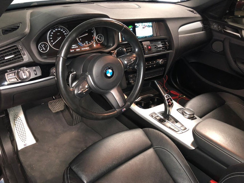 bmw x4 m40 automática.