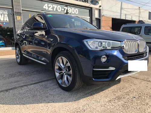 bmw x4 xdrive impecable !!!