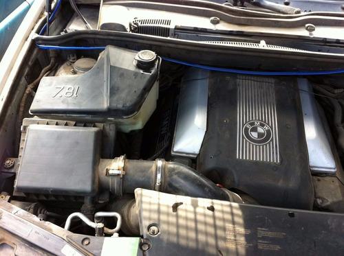 bmw x5 2002 4*4 motor 4.4 solo se vende por partes