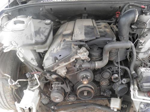 bmw x5 2002 6cc sucata para peças motor cambio diferencial