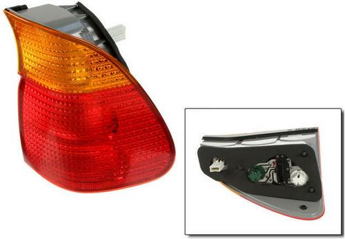 bmw x5 2004 - 2006 calavera derecha / copiloto nueva!!!