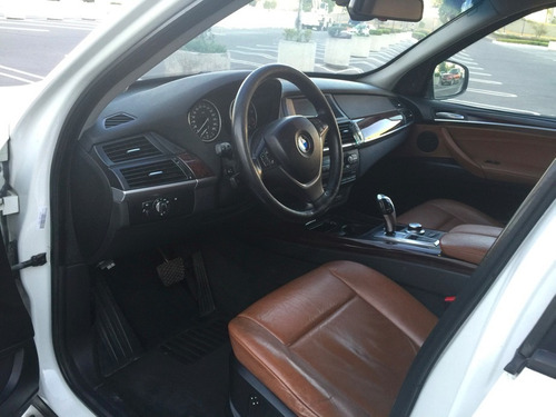 bmw x5 2008 blindada nivel 3 premium 7 pasajeros madera piel