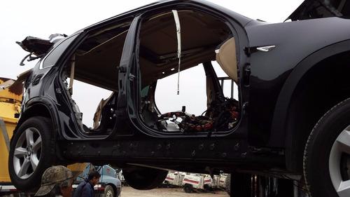 bmw x5 2012 x50i 4.4 tween turbo exclusivamente para desarme