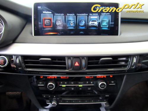 bmw x5 2018 3.0 4x4 30d i6 turbo diesel 4p automático 7 lu