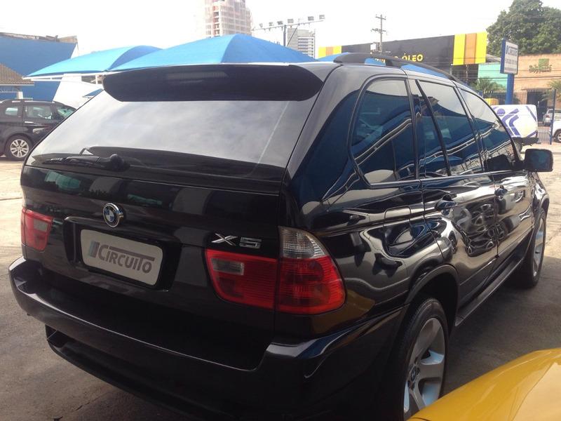 bmw x5 3.0 24v 4x4 automático