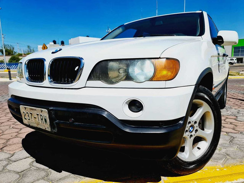 bmw x5 3.0 sia top line at 2002