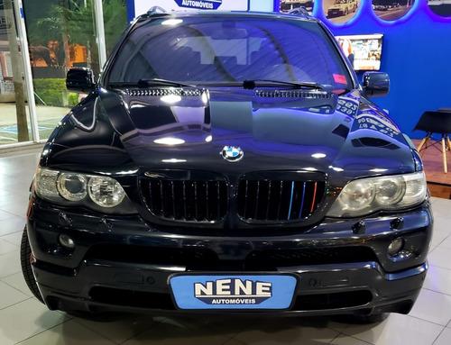 bmw x5 4.4 sport 4x4 v8 32v gasolina 4p automático